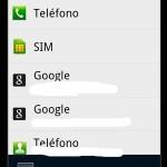 Crear un contacto en Samsung Galaxy