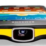 Presentación Samsung Galaxy Beam en MWC 2012