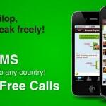 Enviar SMS gratis con Yuilop