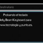 Cómo instalar el teclado mejorado de Jelly Bean en Ice Cream Sandwich
