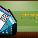 Cómo personalizar escritorio Android con GO Launcher EX