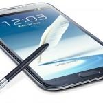 Ya está disponible en España el Samsung Galaxy Note II