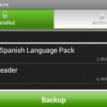 Cómo hacer una copia de seguridad de las aplicaciones de tu Android