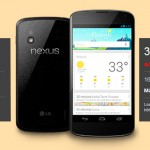 Google Nexus 4 sin existencias