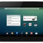 Nexus 10 de nuevo disponible en Google Play, Nexus 4 lo hará en febrero