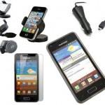 Pack accesorios Samsung Galaxy S advance